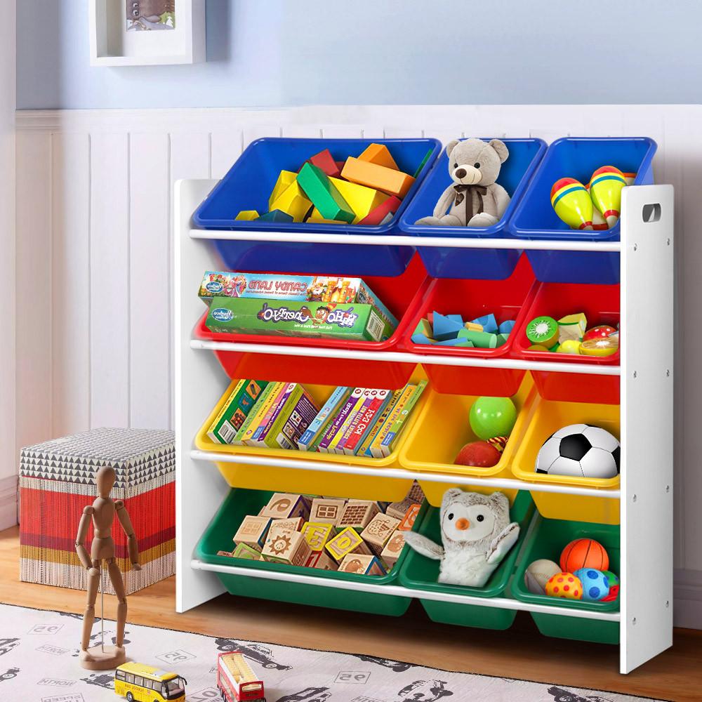 Likable.com.au   Likable   Neat & Tidy Kids' Toy Storage