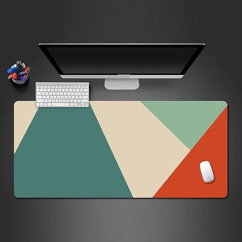 Likable Kids' Stuff   Natural Tone Desk Mat   Large Desk Pad Mouse Pad
