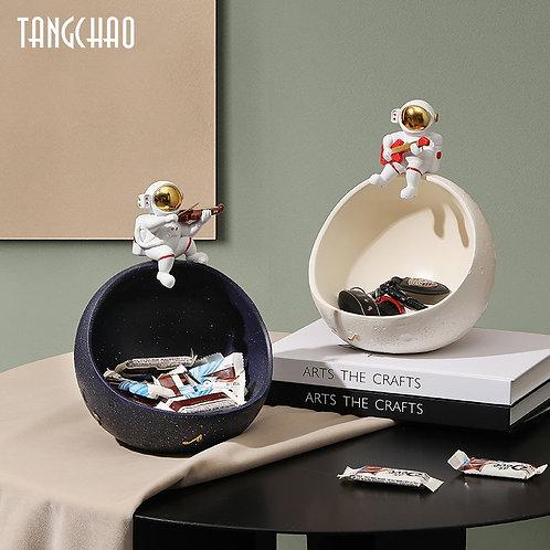 Likable Kids' Stuff   likable.com.au   Planet Crater Trinket Box   Astronaut Trinket Box   Space Trinket Box
