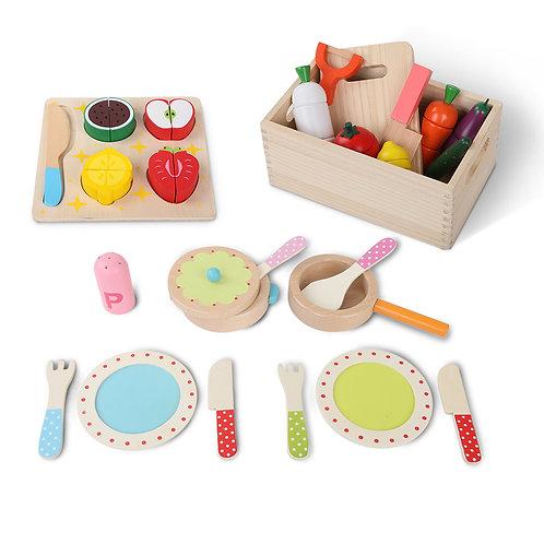 likable.com.au   Likable Imaginative Play   Junior Chef Set