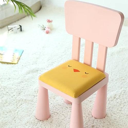 Likable Kids' Stuff | likable.com.au | Children's Chair Pad | Kids Stool Pad | Cushions for Kids Chairs