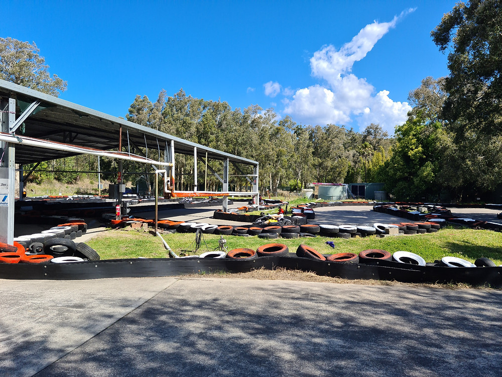 Likable Kids' Stuff | likable.com.au | Go karting for kids in Port Stephens | Family fun holiday activity