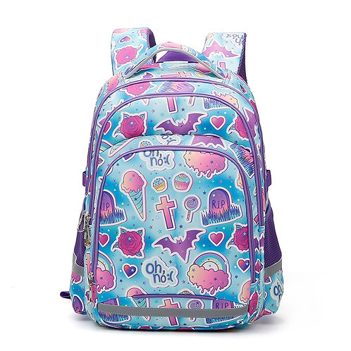 Likable Kid's Backpack | likable.com.au | Kid's Lightweight backpack | Backpack for Children