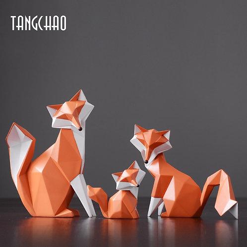 Likable Kids' Stuff | likable.com.au | Creative Fox Ornaments | Fox Statues | Fox Figurines | Fox Decorations