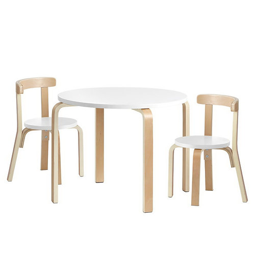 likable.com.au   Likable Children Table & Chairs   Kids Table for 2