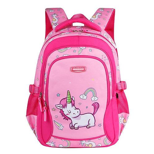 Likable Kids' Stuff_likable.com.au   Cartoon Character Kids' Backpack_Unicorn and Dinosaur Backpacks