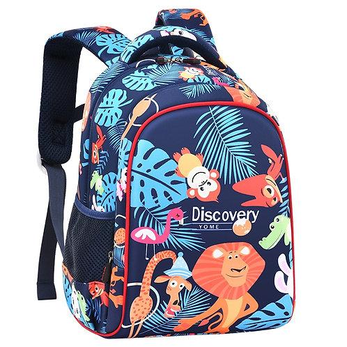 Likable Kid's Backpack   likable.com.au   Kid's Jungle Backpack   Children Safari Backpack   School Bag