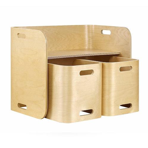 likable.com.au | Likable Children Table & Chairs | Space Saver Multi-Use Versatile Children Furniture
