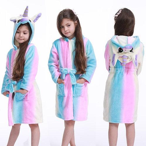 Likable Kids' Stuff   likable.com.au   Unicorn Dressing Gowns   Unicorn Kids Robe   Unicorn Robe for Kids