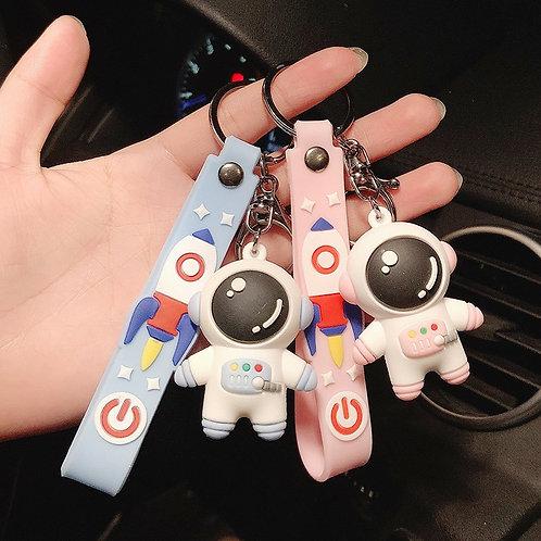 Likable Kids' Stuff | likable.com.au | Mini Astronauts Keyring | Astronauts Bag Charm | Gift for kids