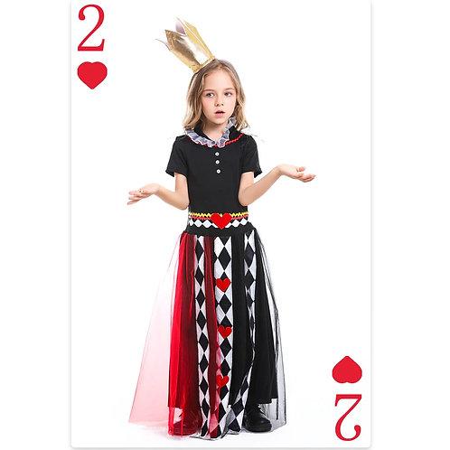 Likable Kids' Stuff   likable.com.au   Queen of Hearts Costume   Alice in the Wonderland Costume   Queen of Hearts Dress