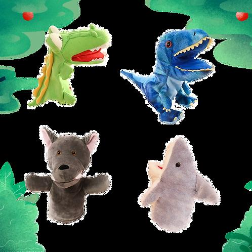 Plush Animal Puppets