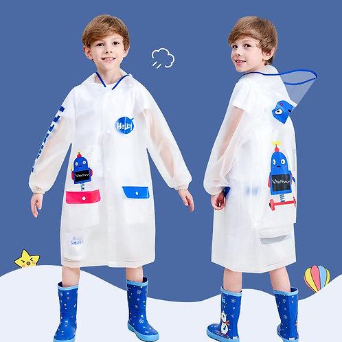 Likable Kids' Stuff   likable.com.au   Pocket-it Children Raincoat   Pocket-it Kids' Rain Jacket   Likable Outerwear