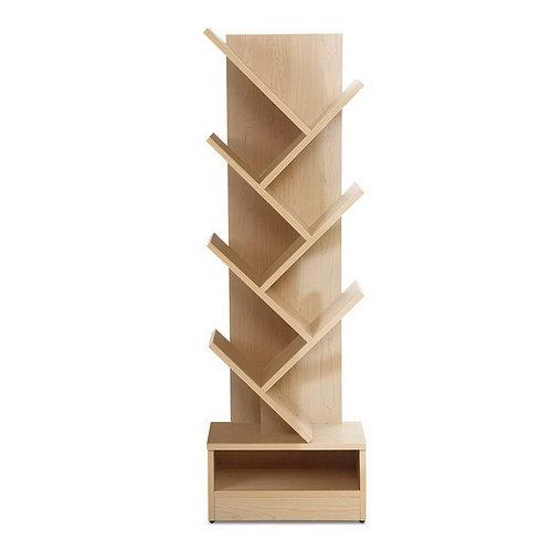 likable.com.au   Likable Bookshelf   7-Tier Display Bookshelf   7-Shelf Tree Display Bookshelf