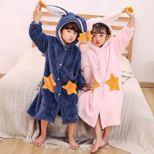 Winter Warmer Children Dressing Gown