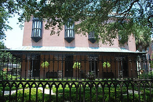 Green-Meldrim House in Savannah
