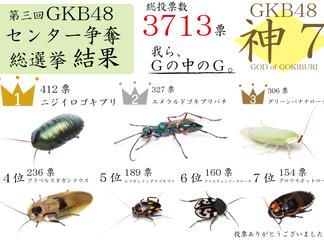 Asagei Bizさんで『ゴキブリ展』をご紹介いただきました。