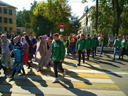 Всероссийский День Трезвости, который отмечается в день Усекновения главы святого Иоанна Предтечи.