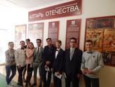 «Алтарь Отечества» в Нижегородском кремле 2018