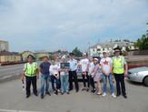 Студенты Балахнинского технического техникума поддержали  областную акцию «Береги пешехода» 2019
