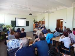 Научно-практическая конференция  педагогов ГБПОУ «Балахнинский технический техникум».