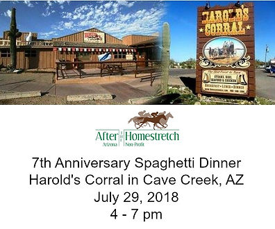ATHA 7th Anniversary celebration at Harold's Corra