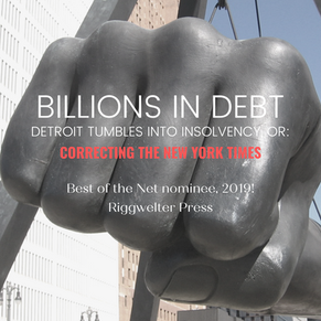 Billions in Debt