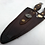 Thumbnail: Conjunto de faca degustadeira + garfo espada aço inox 420c