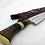 Thumbnail: faca para churrasco aço inox 420c 12polegadas
