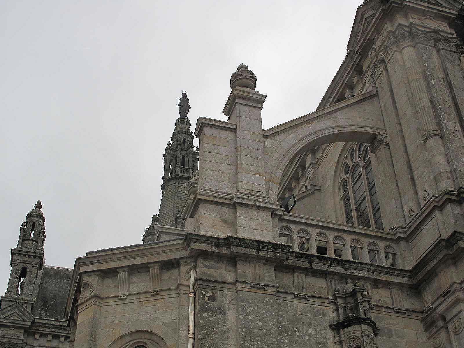 Basilique d'Auray