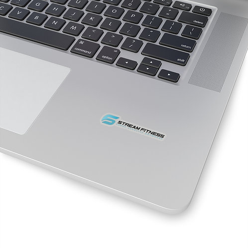 Stream Fitness Laptop Stickers