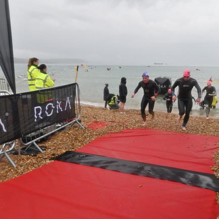 IM Weymouth 70.3 - Race Report