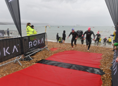 IM Weymouth 70.3 - Race Report