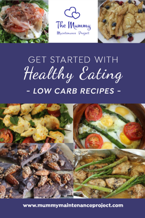 Low Carb - 21 Easy to Follow Recipes  - eBook