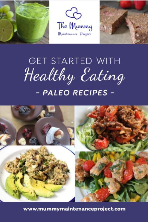 Paleo - 21 Easy to Follow Recipes  - eBook