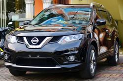 Nissan X-Trail Ceramic Coating