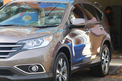 Honda CR-V After Ceramic Coating