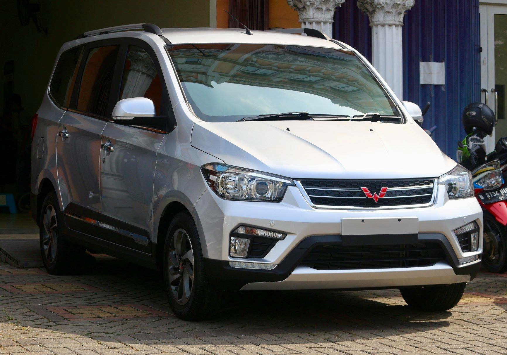 Wuling Confero Nano Ceramic Coating
