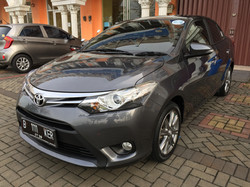 Toyota Vios Nano Ceramic Coating