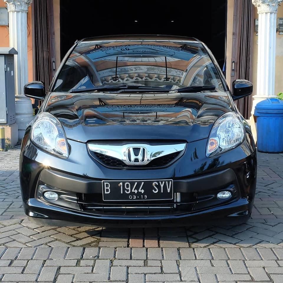 Honda Brio Auto Detailing