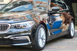 BMW G30 530i Nano Ceramic Coating