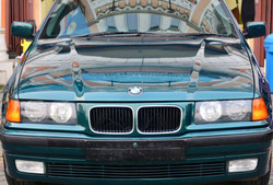 BMW E36 Nano Ceramic Coating