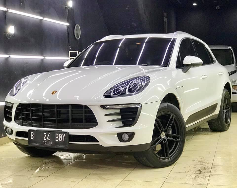 Porsche Macan Ceramic Coating