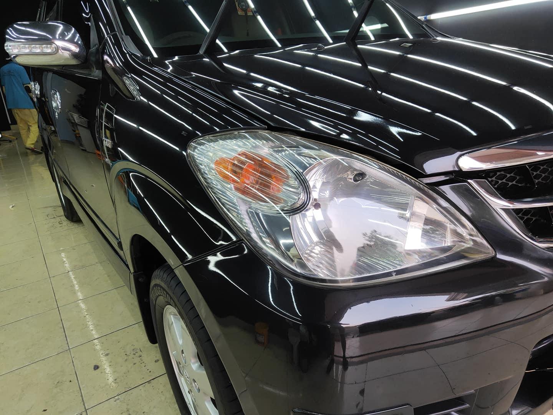 Toyota Avanza Auto Detailing