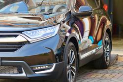 Honda CR-V Turbo Ceramic Coating