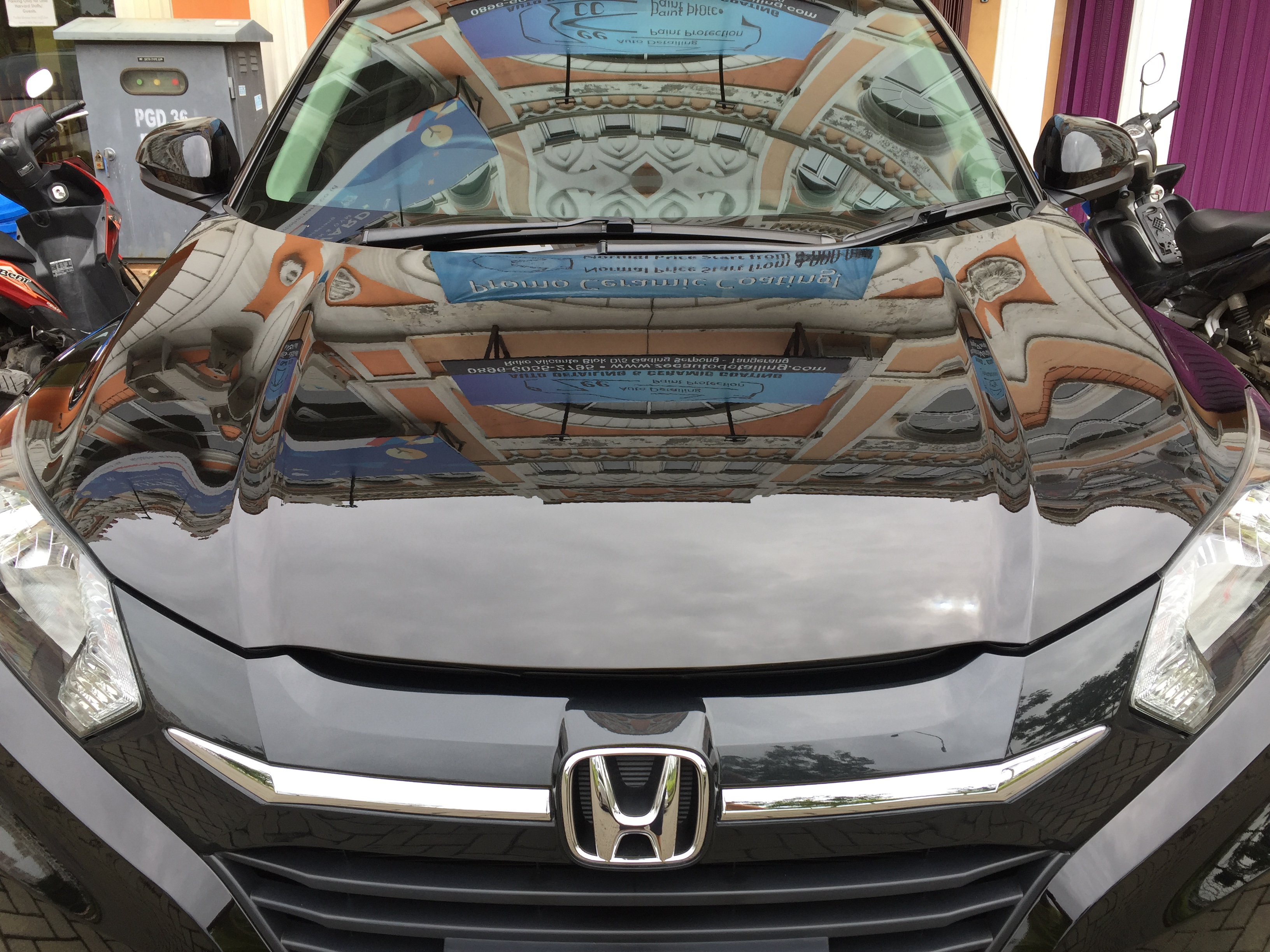 Honda HR-V Ceramic Coating