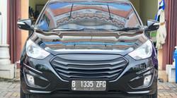 Hyundai Tucson Nano Ceramic Coating