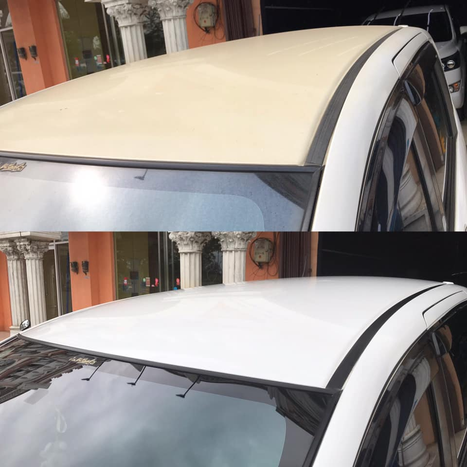 Honda Freed Detailing and Coating