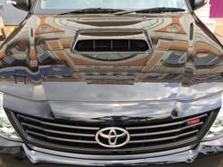 Toyota Fortuner Ceramic Coating