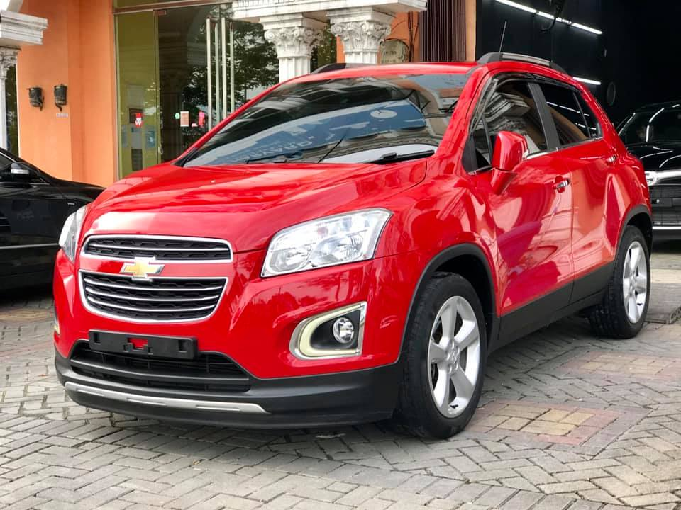 Chevrolet Trax Ceramic Coating